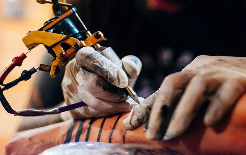 Corso Tatuaggi